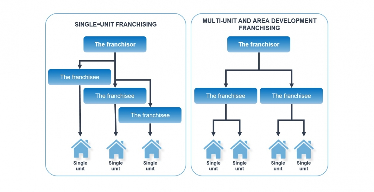 Franchise Model Diagram Block And Schematic Diagrams